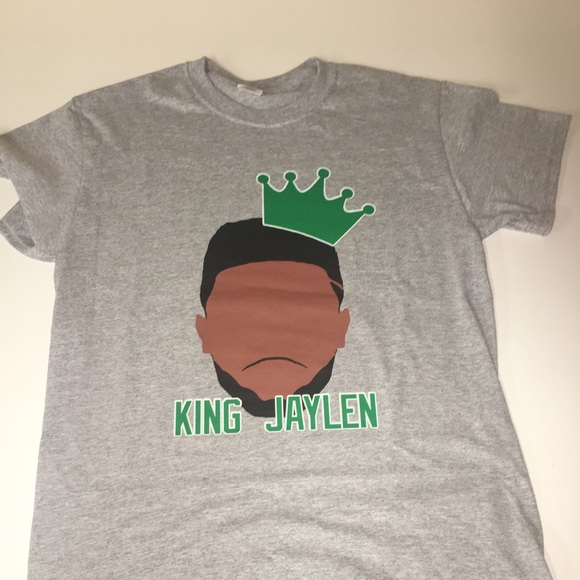 new concept a3010 92705 Boston Celtics Jaylen Brown Shirt NWT